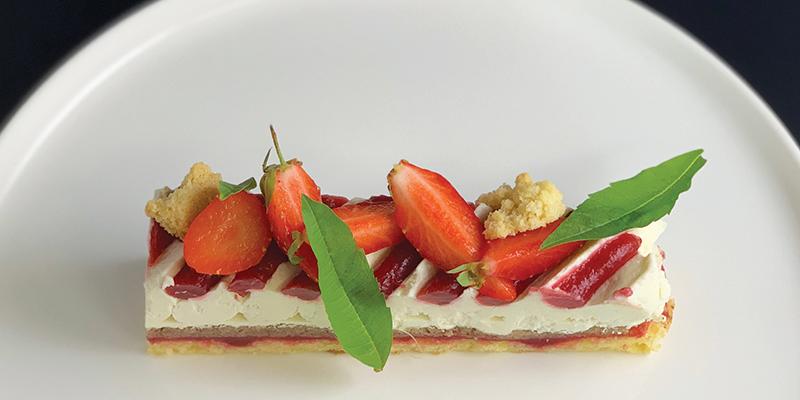 fraisier restaurant Le 62